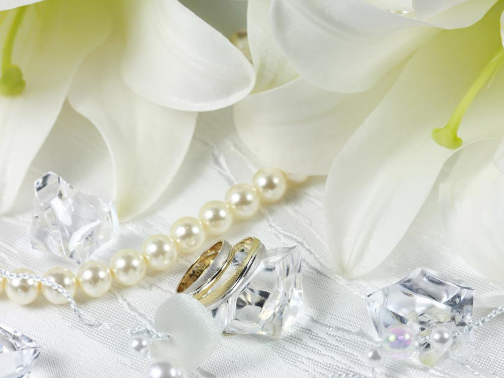 Previous, Holidays - Weddings - Wedding rings wallpaper