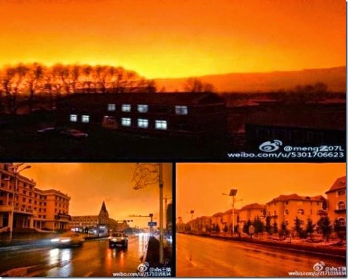 cielo rojo mongolia 2