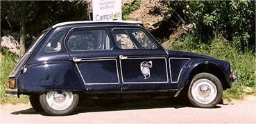 Citroen 1977 Dyane Caban