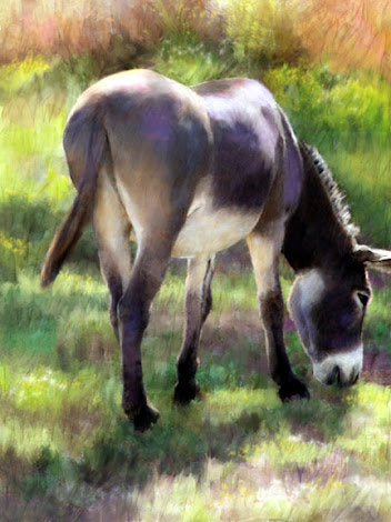 """The """"Grazing"""" piece from the """"2003"""" collection"""
