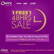 Amari,Ozo,buy 1 get 1 free