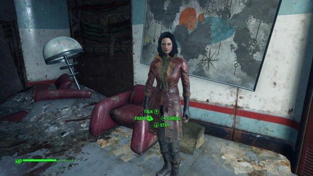 Fallout 4 - So rüsten Sie einen Begleiter mit einem