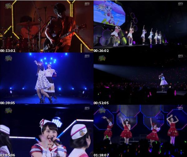 [TV-Variety] エムオン! presents アニメ紅白歌合戦 Vol.5 (BS-Sky 2016.03.05)