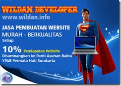 wildan developer