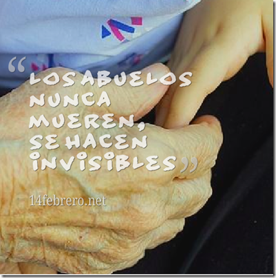 abuelos frases