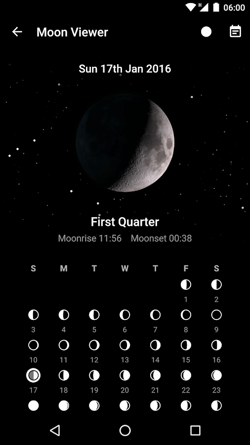 Weather Timeline - Forecast Screenshot 4