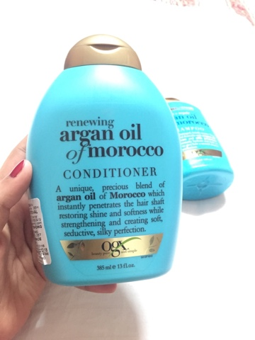OGX RENEWING MOROCCAN ARGAN OIL CONDITIONER