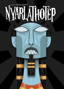 Cover of Howard Phillips Lovecraft's Book Nyarlathotep