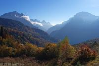 Von Falcalde zum Passo di Cereda (1369m), Ostrampe.