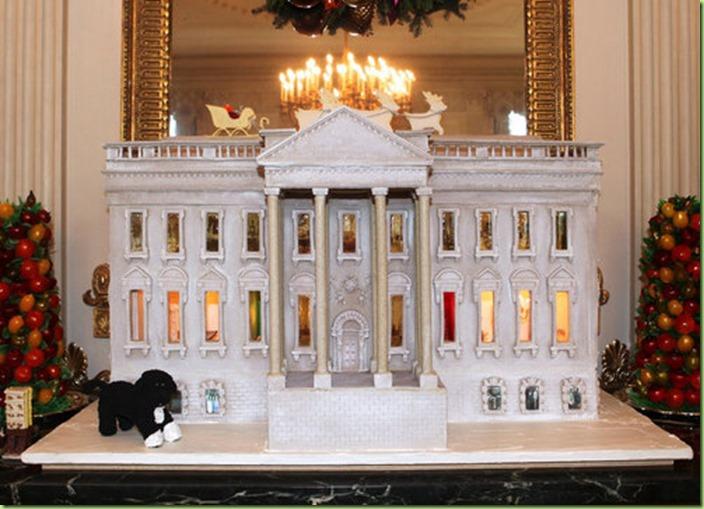 white house ginger