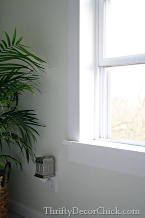 chunky window trim