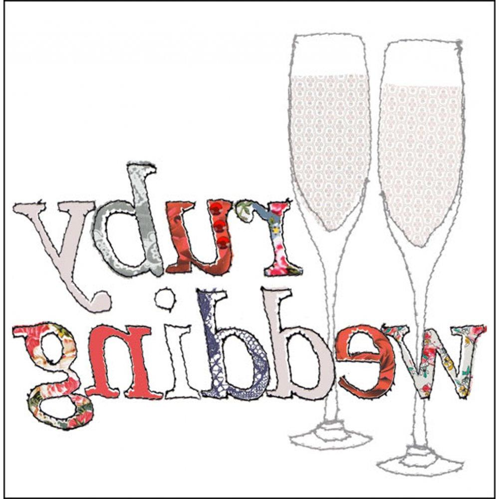 Ruby Wedding Anniversary Card.     View all Cards & Gift Wrap