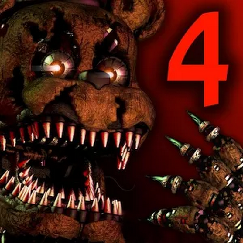 Five Nights at Freddy's 4 v1.1 + [Unlocked] Mod