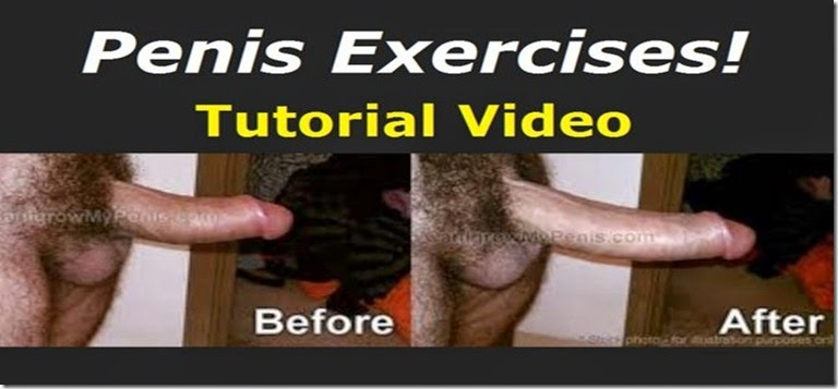 penis before and after