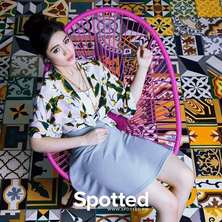 Janella Salvador for Spotted November 2015
