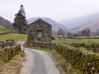 A old building in Troutbeck