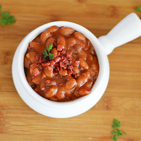 Brown Sugar Barbecue Baked Beans