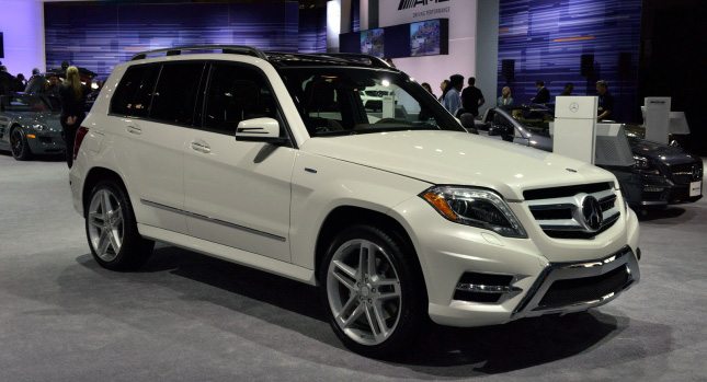 next mercedes glk won 39 t get amg version officials fear it may dilute the brand. Black Bedroom Furniture Sets. Home Design Ideas