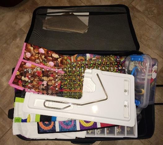 retreat suitcase