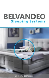 BELVANDEO Sleeping Systems - screenshot