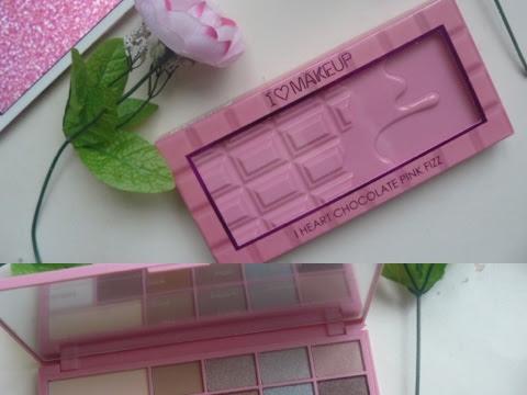 Pink fizz eyeshadow giveaway!