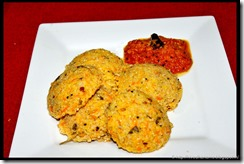 Instant Oats Wheat and Corn Idli - IMG_4984