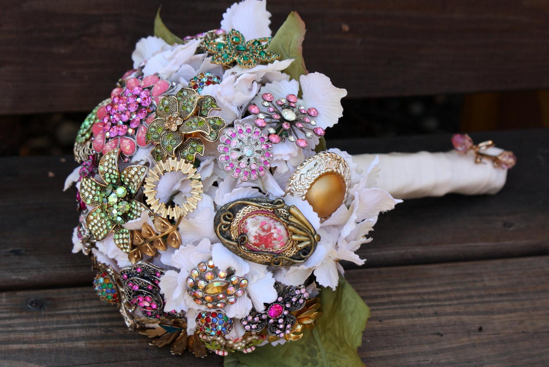 Stunning Wedding Brooch