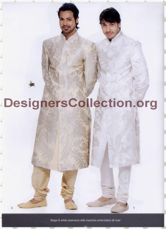 Indian Wedding Reception Dress For Men