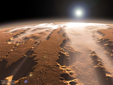 VALLES MARINERIS 3