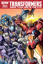 Actualización 19/06/2015: Transformers - More than Meets the Eye #41 por Darkscreamer, Byjana y Serika.