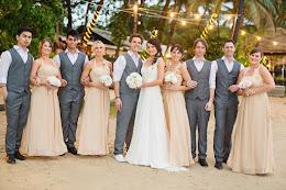First Landing wedding