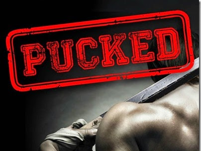 Cover Spotlight: Pucked by Helena Hunting