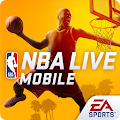 Game NBA LIVE Mobile Basketball apk for kindle fire