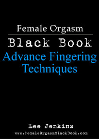 Cover of Lee Jenkins's Book Female Orgasm Black Book Advance Fingering Techniques