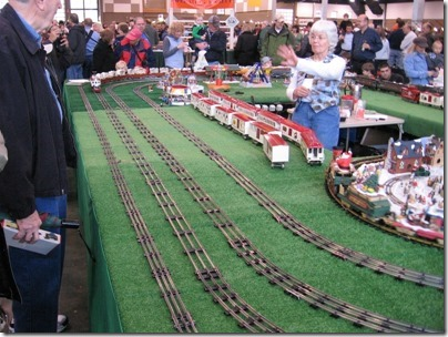 IMG_0850 Toy Train Operating Society - Pacific Northwest Division at the WGH Show in Puyallup, Washington on November 21, 2009