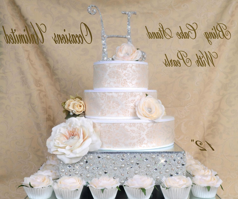 Babanina\'s blog: bling cake stand 781x1024