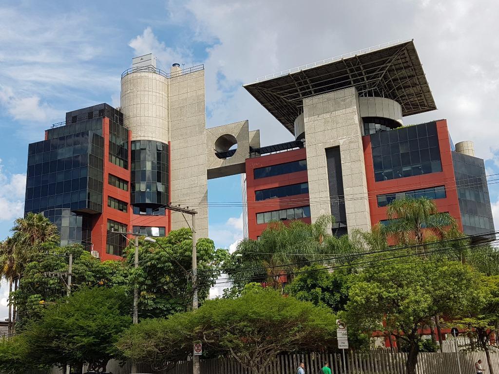 Prédio comercial para Locação - Barra Funda
