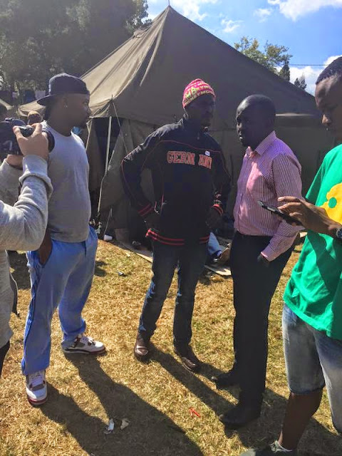 Cassper Nyovest Donates 100K To Xenophobia Victims