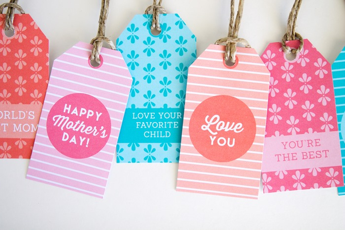 Printable Mother's Day Gift Tags (3)