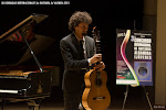 133: Concierto de Matteo Vitali, ganador del Primer CIGAJ 2013.