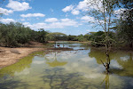 Waterhole (artificially maintained) Mkhuze Game Reserve
