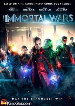 Immortal Wars - Nur der Stärkste Überlebt (2018)