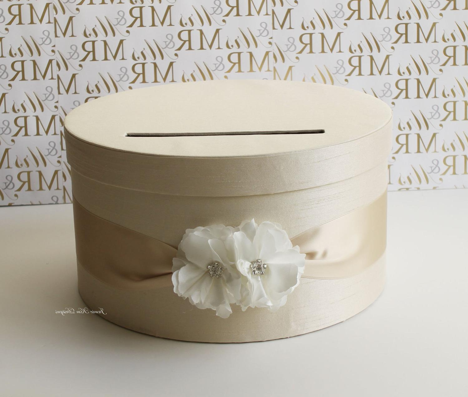 Wedding Card Money Box Gift