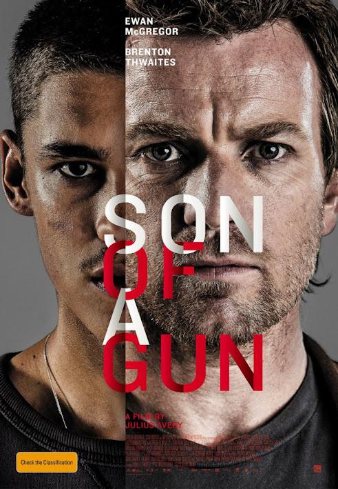 Ο Νόμος της Σιωπής (Son of a Gun) Poster