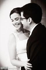 Foto do casamento de Lana e Erico. Paço Imperial, Rio de Janeiro, RJ.