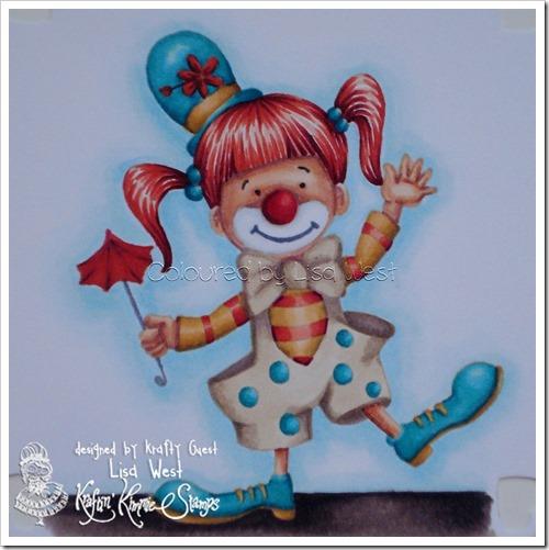 Trick or Treat Clown (1)
