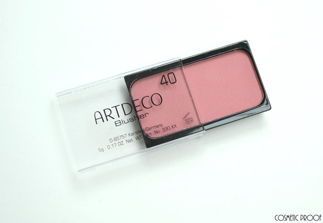 ARTDECO Mystical Forest Collection Makeup Review (2)