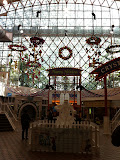 Inside Navy Pier Park in Chicago 01152012a