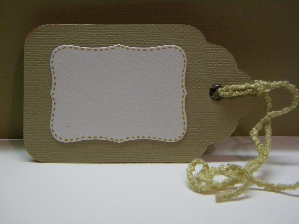 50th Wedding Anniversary Card, Envelope & Tag