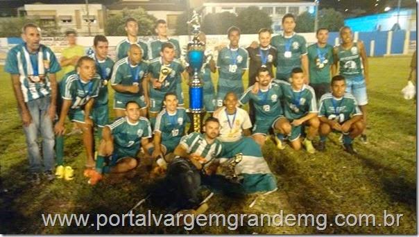 juventude campeão regional central de minas